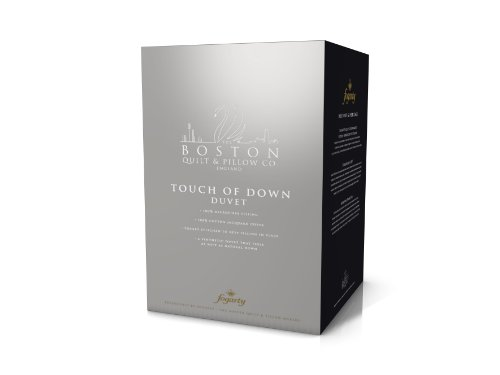 Boston Quilt  &  Pillow Co, Touch of Down, 13.5 Tog, King