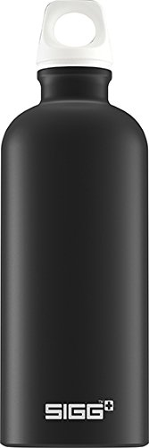 Sigg 8443.70 Traveller Black Touch 0.6 L - Sigg Accessori
