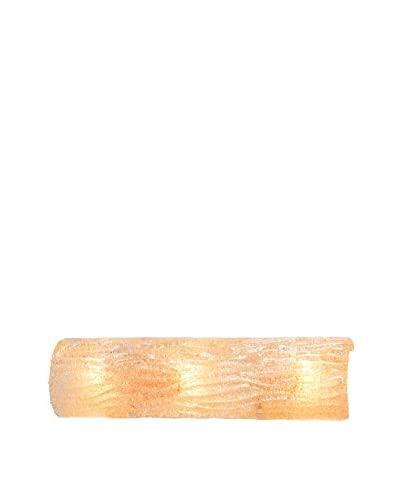 Alternating Current Brilliance 3-Light Wall Sconce, Champagne