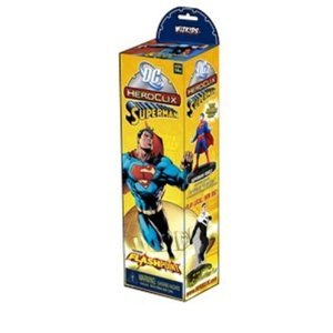 DC HeroClix Superman Booster Pack 5 Figures