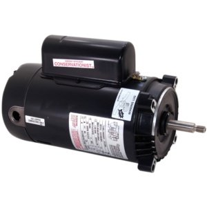2 hp 3450rpm 56J Frame 230 Volts - Energy Efficient Swimming Pool Pump Motor - Service Factor = 1.30