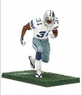 Roy Williams - Mcfarlane NFL 3 Inch Figure - Dallas Cowboys