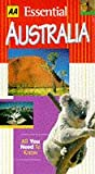 Essential Australia (AA Essential) (0749516267) by Anne Matthews