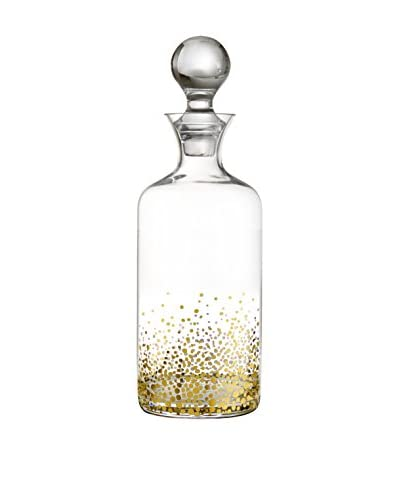 Fitz & Floyd Gold Luster 37-Oz. Decanter