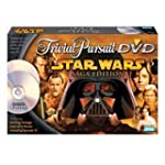 Trivial Pursuit Star Wars DVD Game