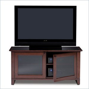 Cheap BDI Novia 8424 CO TV Stand for 26-50 inch Flat Panels (Cocoa Stained Cherry) (8424 CO)