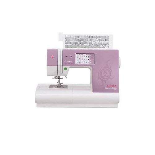 Singer Sewing Co #9985.Cl Stylist Touch 9985 Electronic. 960 Built-In Stitches,6 Block & Script Alphabets & Numerals, 13 Auto B/H, Auto Thread Cutter.