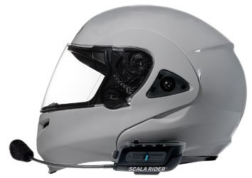 Scala Rider Cardo G4 - Single Headset SRG40002