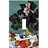 Cezanne - Apples and Primroses