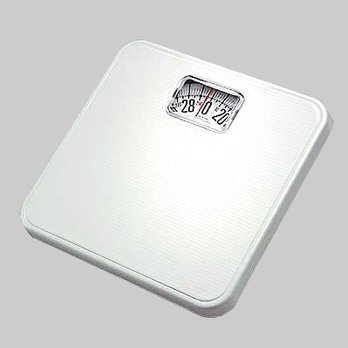 ANALOG 300# DIAL BATH SCALE