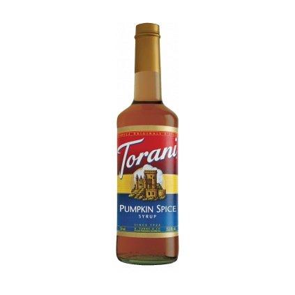 Torani Pumpkin Spice Syrup (1 Single 750 Ml Bottle)