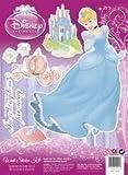 Disney Princess: Wall Stickers - Cinderella