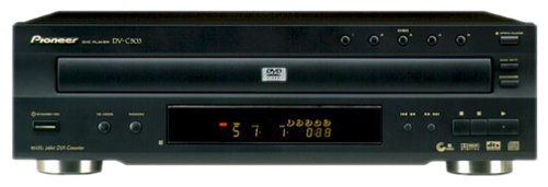 Pioneer DV C503 - DVD changer - black (Emerson Laser compare prices)
