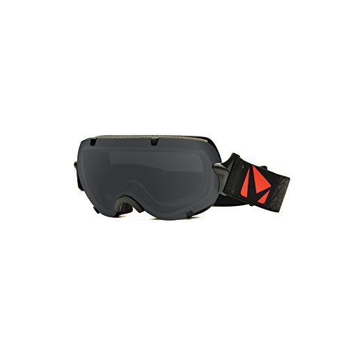Stage Asian Fit Stunt Goggle, Black
