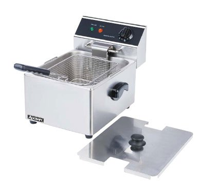 Adcraft Commercial Countertop Deep Fat Fryer