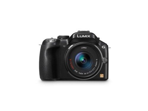 Panasonic DMC-G5KK 16 MP Compact System Camera