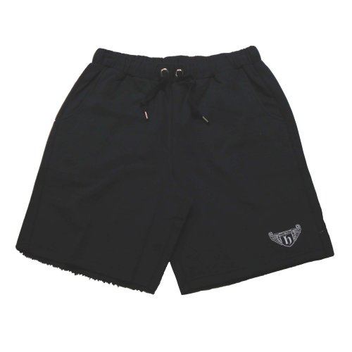 Hatton Boxing Fleece Shorts Black Youth