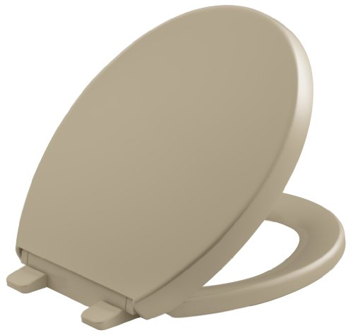 Groovy Kohler K 4009 33 Grip Tight Reveal Q3 Round Front Toilet Caraccident5 Cool Chair Designs And Ideas Caraccident5Info