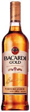 Bacardi Rum Amber (dark) 1 Liter