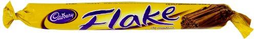 Cadbury Flake Chocolate Bars, 12-Count