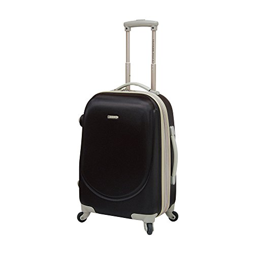 travelers-polo-racquet-club-barnet-20-inch-expandable-carry-on-spinner-black-one-size