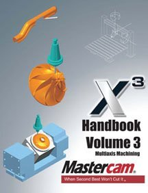 Mastercam X3 Handbook Volume 3 - In House Solutions - 1926566106 - ISBN:1926566106