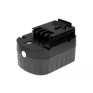 Premium Akku für Black & Decker Akkuschrauber HP12 3000mAh NiMH, NiMH, 12V