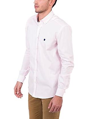 Polo Club Camisa Hombre Gentle Pure Plain (Rosa)