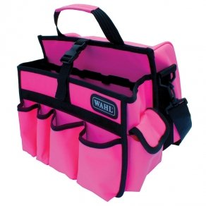 Wahl Hot Pink Hairdresser S Grooming Tool Kit Bag