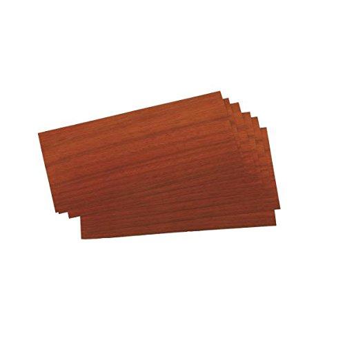 Padauk Veneer 3 sq ft pack (Padauk Wood compare prices)