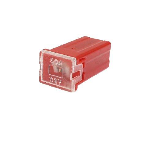 automobile-veicolo-rosso-50a-femmina-32v-pal-pacifico-auto-collegamento-lento-soffio-fusibile