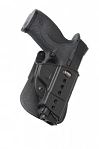 Fobus Roto Left Hand Paddle Holster - S&W M&P 9mm, .40, .45 (compact & full size) Left Hand