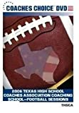 Cover art for  2006 Texas High School Coaches Association Coaching School Football Sessions