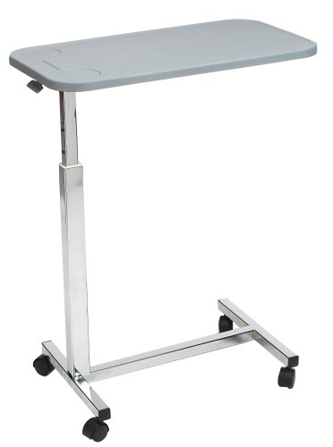 Medline overbed table composite top business industrial for Table quiz hannover