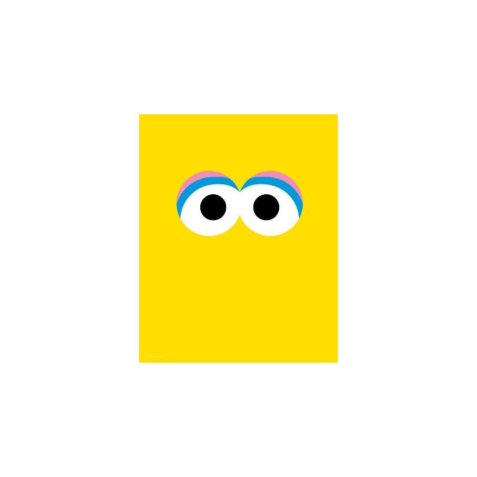 Sesame Street, Eyes Only, Big Bird , 16 x 20 Poster Print