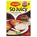 Maggi So Juicy Oriental Soy & Garlic Chicken 30g