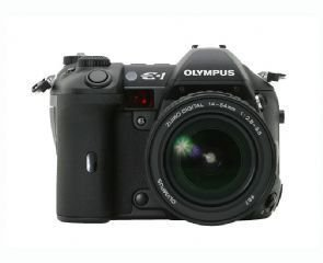 Olympus E-1 Digital SLR Camera Body Only incl batt,charger,cable,strap,cd-rom [5MP]