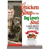 Chicken Soup for the Dog Lover's Soul Dry Dog Food for Adult Dog, Large Breed Chicken Flavor, 18 Pound Bag