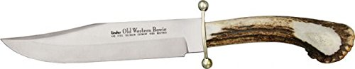 Linder Old Western Bowie Knife, 12 1/8In. Ld122418