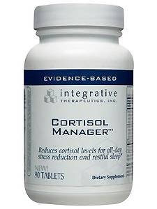 Integrative Therapeutics - Cortisol Manager (90 Tablets)
