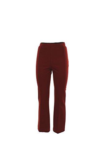 Pantalone Donna Patrizia Pepe 46 Marrone 2p0957/a2dx Autunno Inverno 2016/17