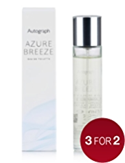 Autograph Azure Breeze Eau de Toilette Purse Spray 25ml