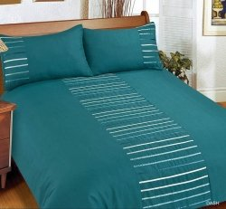dash teal duvet cover set duvet cover set king size kitchen home. Black Bedroom Furniture Sets. Home Design Ideas