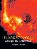 img - for Thermodynamics: Concepts and Applications by Turns, Stephen R. published by Cambridge University Press (2006) Hardcover book / textbook / text book