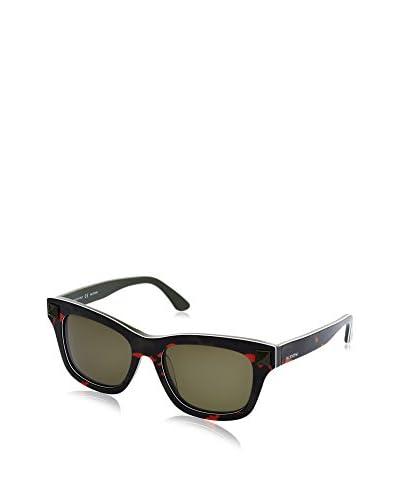 Valentino Gafas de Sol 670SC_800 (53 mm) Negro / Rojo