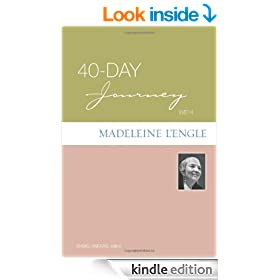 40-Day Journey with Madeleine L'Engle (40-Day Journey)