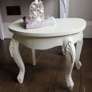 Royale Range - Cream Dressing Table Stool