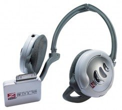 Discount  Zoom Wireless Stereo Headphones for use