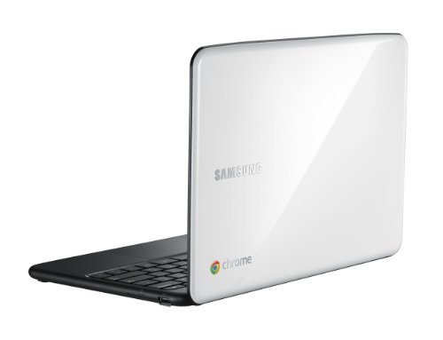 Samsung Series 5 3G Chromebook (Arctic White)