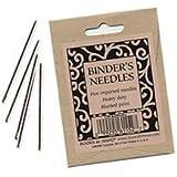 University Products Book Binder's Needles- Set of 5